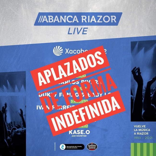 Abanca Riazor Live 2021