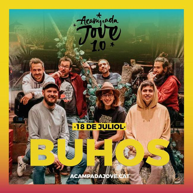 Oques Grasses + Buhos + Doctor Prats + 31 FAM + The Tyets