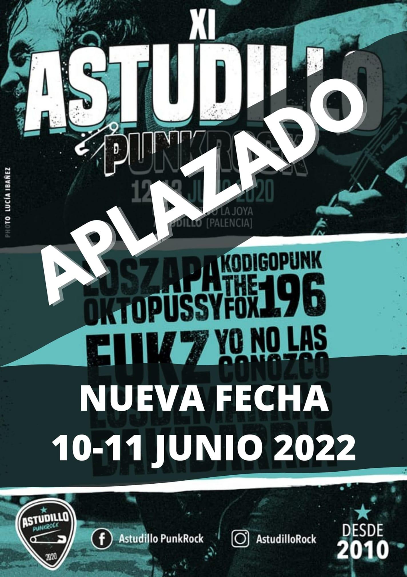 Astudillo Punk Rock 2022