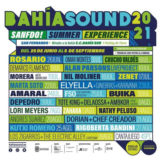 Bahía Sound 2021