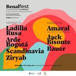 Amaral + Jack Bisonte + Bauer