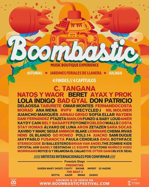 Boombastic 2021