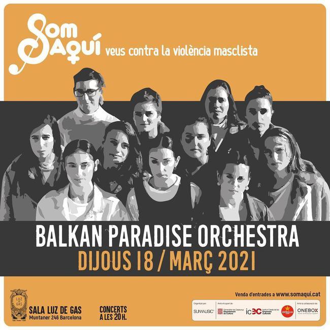 Balkan Paradise Orchestra
