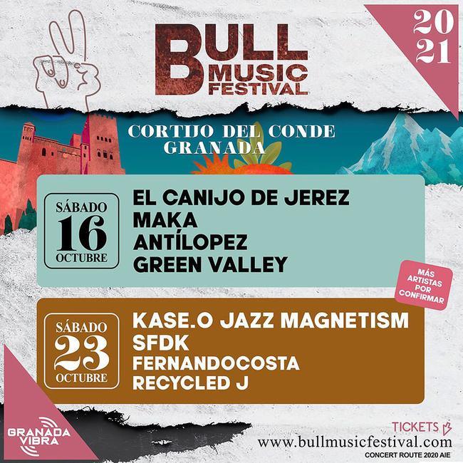 Bull Music Festival 2021