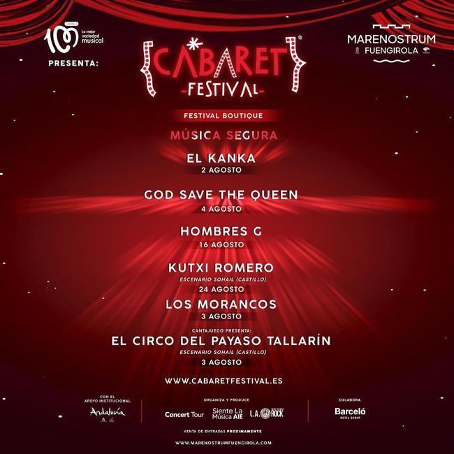 Cabaret Festival 2021