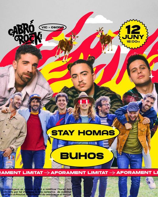 Buhos + Stay Homas