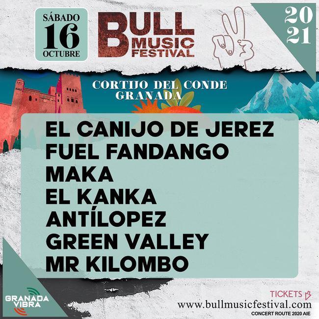 Bull Music 2021 - Día 16