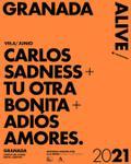 Carlos Sadness + Tu otra bonita + Adiós amores
