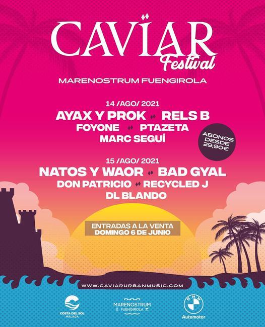 Caviar Festival 2021