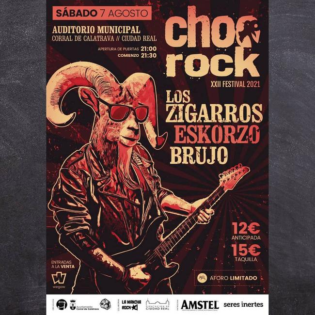 Choorock 2021