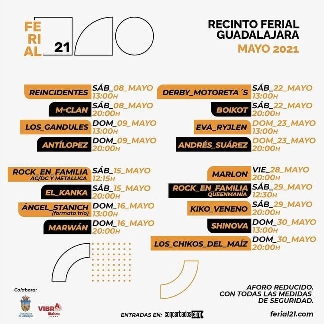 Ciclo Ferial 2021