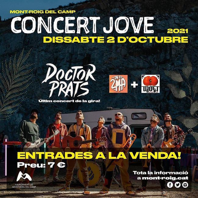 Concert Jove Mont-Roig 2021
