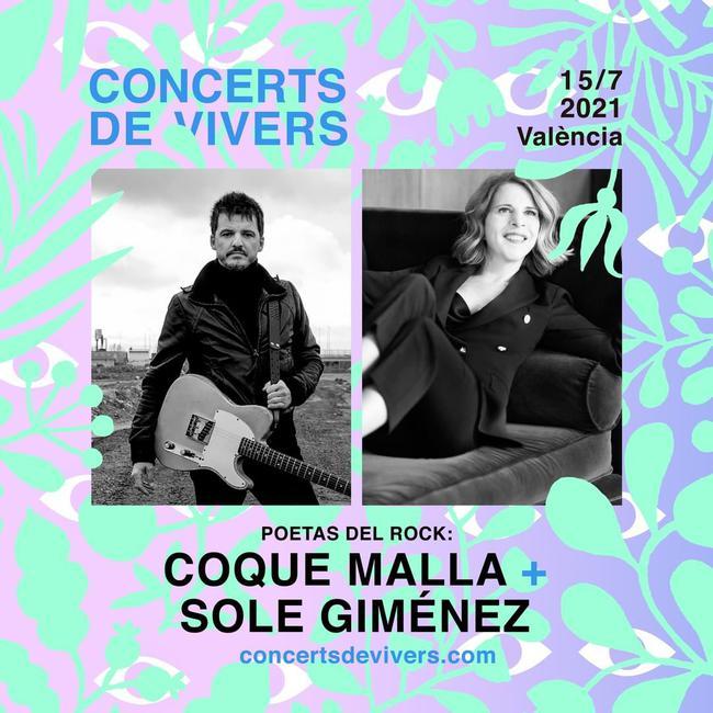Coque Malla + Sole Giménez