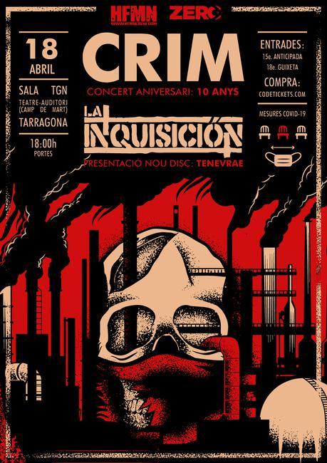 Crim y La inquisición