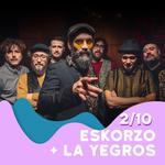 Eskorzo + La Yegros