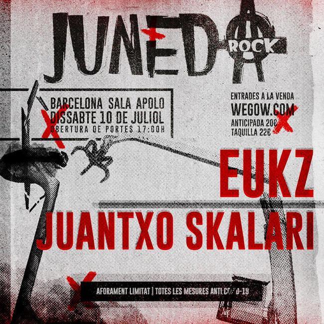EUKZ + Juantxo Skalari