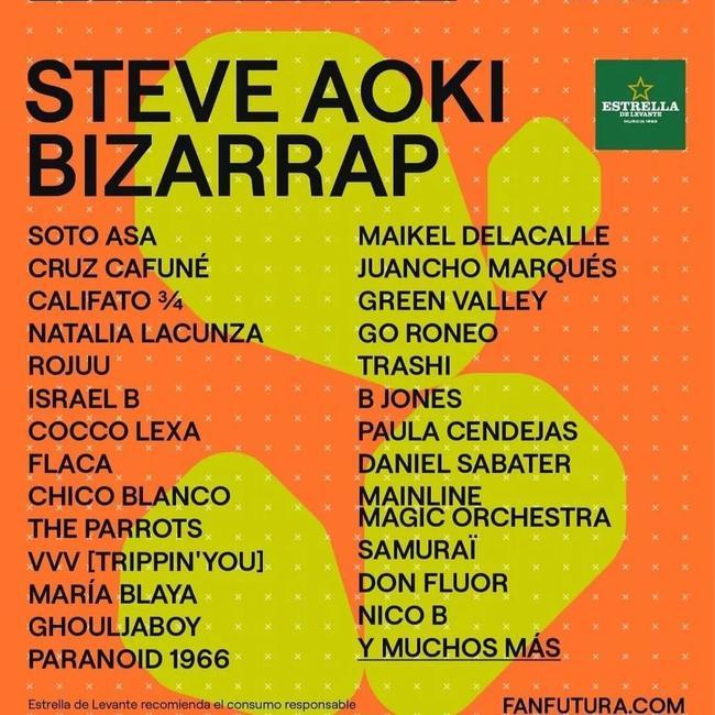 Fan Futura 2022