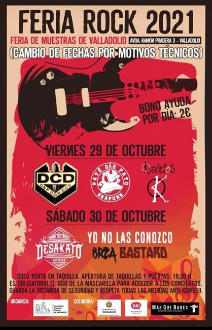 Feria Rock 2021