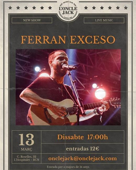 Ferran Exceso