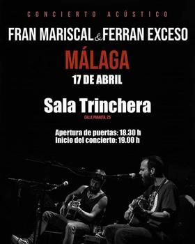 Fran Mariscal + Ferran Exceso