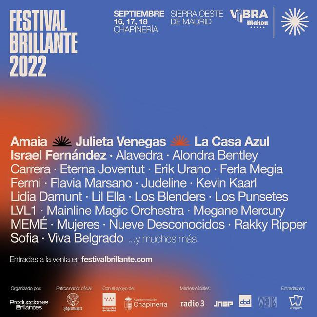 Festival Brillante 2022