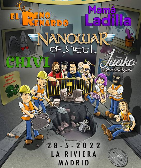Festival Fosa de Frikis 2022