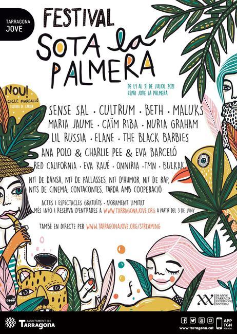 Festival Sota la Palmera