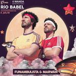 Funambulista + Marwán