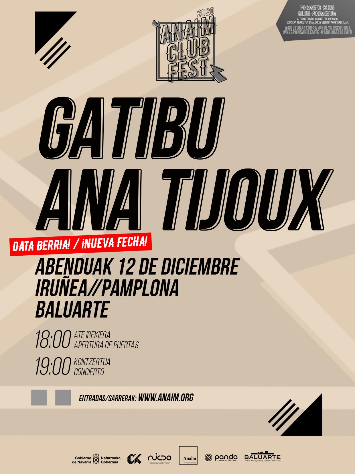 Gatibu + Ana Tijoux