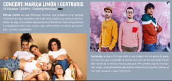 Gertrudis + Maruja Limón