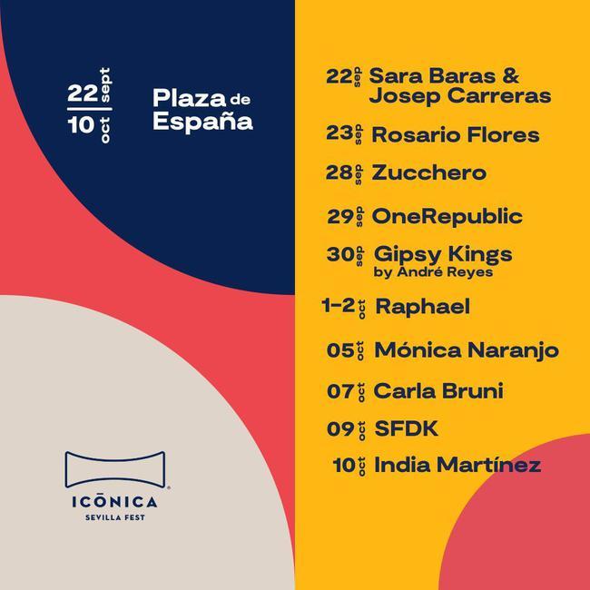 Icónica Sevilla Fest 2021