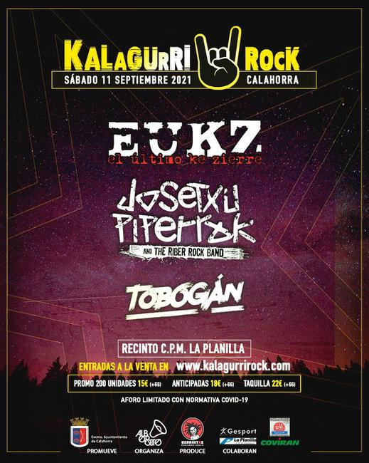 Kalagurri Rock 2021