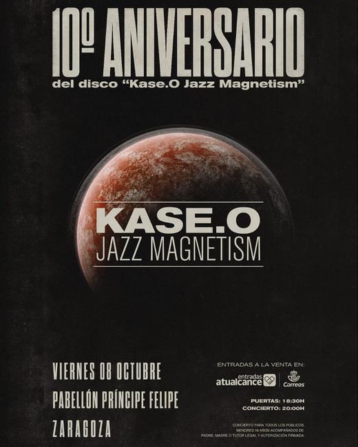 Kase.O Jazz Magnetism
