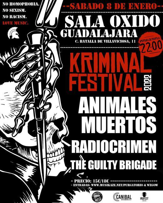 Kriminal Festival 2022