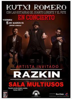 Kutxi Romero + Razkin