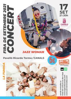 La fúmiga + Jazzwoman
