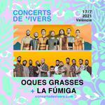 La fúmiga + Oques Grasses