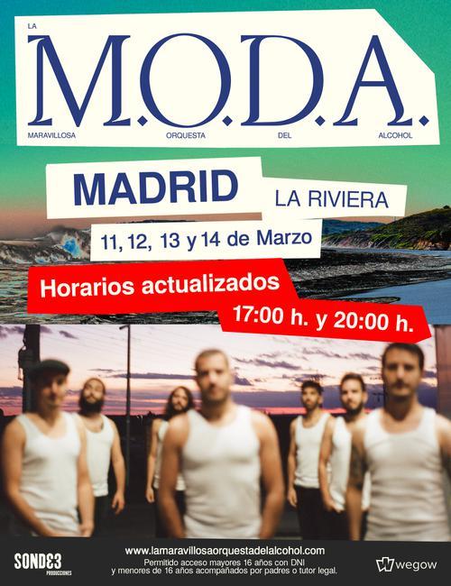 La M.O.D.A.