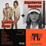 Ladilla Rusa + Rigoberta Bandini