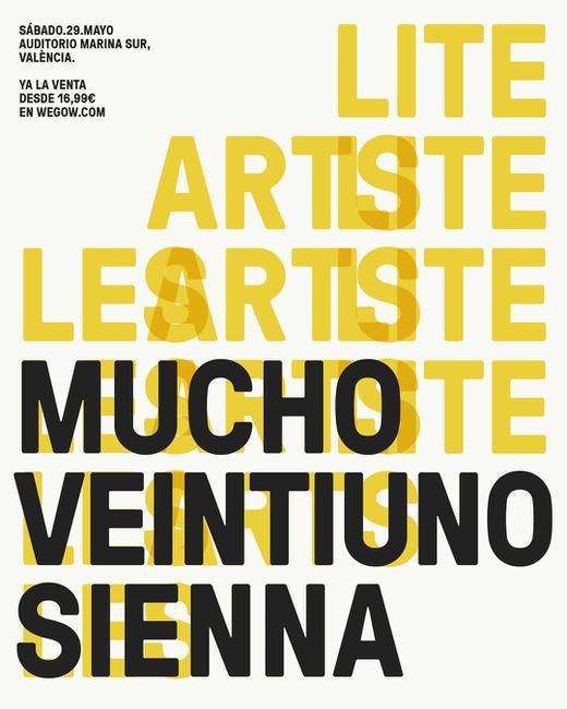 Les Arts Lite #6