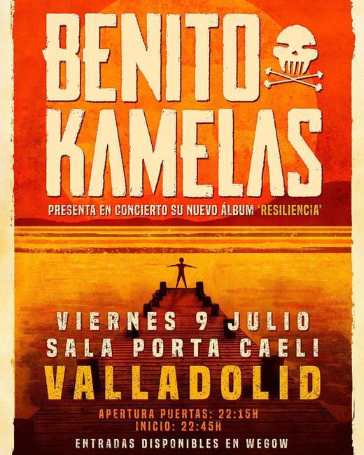 Benito Kamelas