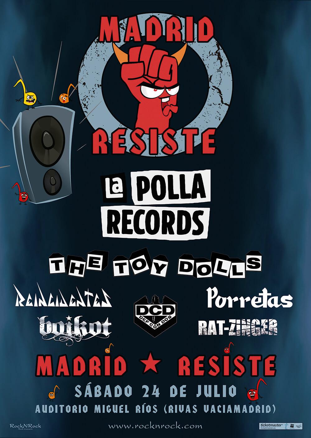 Madrid Resiste