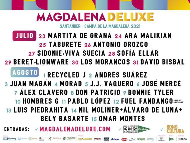 Magdalena Deluxe