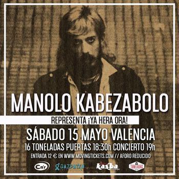 Manolo Kabezabolo