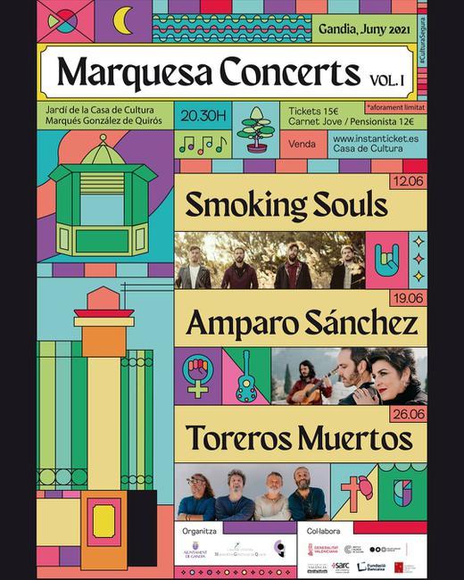 Marquesa Concerts Vol. I