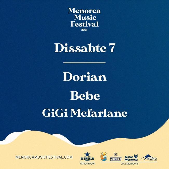 Dorian + Bebe + Gigi Mcfarlane