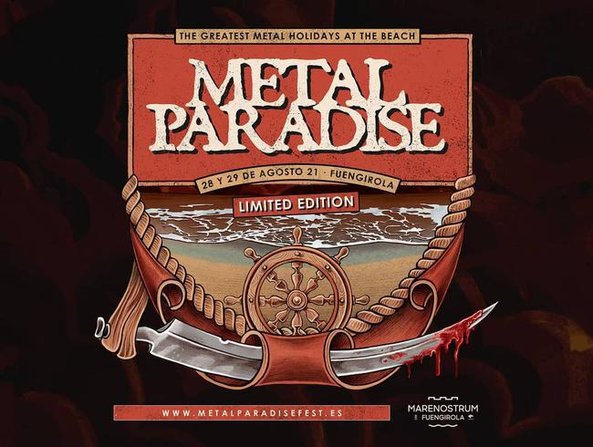 Metal Paradise 2021 Limited Edition