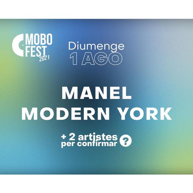 Mobo Fest 2021 - Diumenge