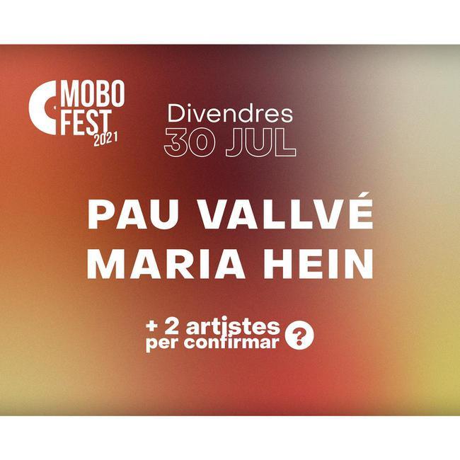 Mobo Fest 2021 - Divendres