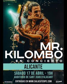 Mr. Kilombo